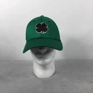 Black Clover Accessories - Black Clover Live Lucky Men's Green Fitted Hat